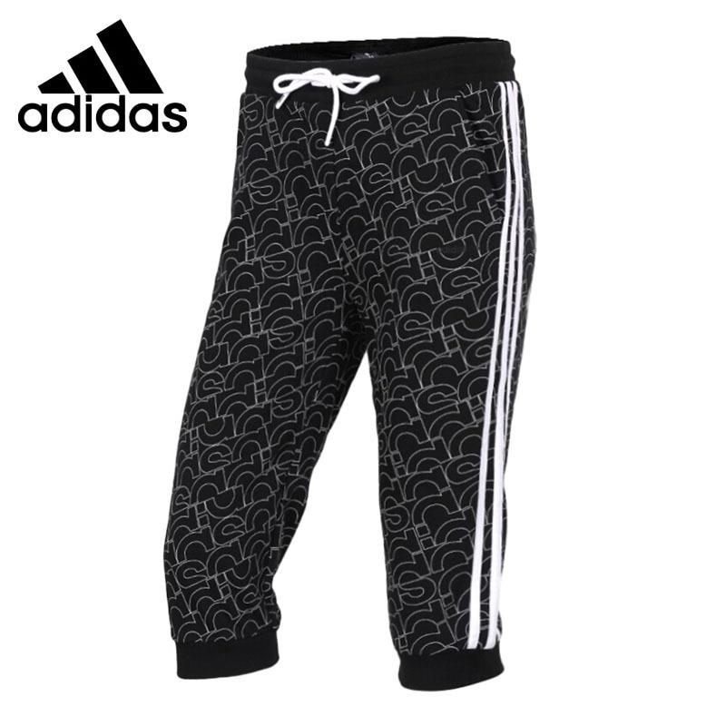 Original New Arrival 2018 Adidas NEO Label Fav 3/4 TP Women's Shorts Sportswear original new arrival 2018 adidas neo label fav 7 8 cf tp men s pants sportswear