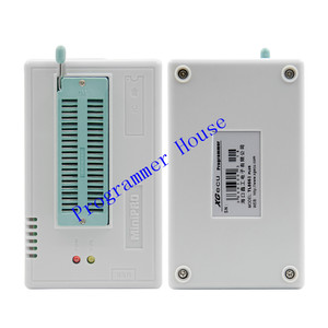 Image 4 - 2020 V10.37 minipro TL866II Plus High speed USB Universal Bios programmer+10 items IC Adapters better than TL866A TL866CS