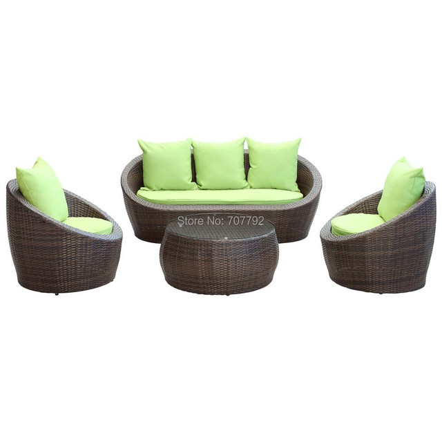 2017 New Style Target Outdoor Resin Wicker Patio Furniture