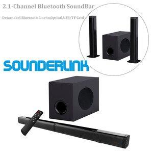 Sounderlink 2.1CH soundbar Bluetooth wit