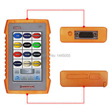 New products universal CARE CAR TS760 auto diagnostic tools with touch screen support most of cars