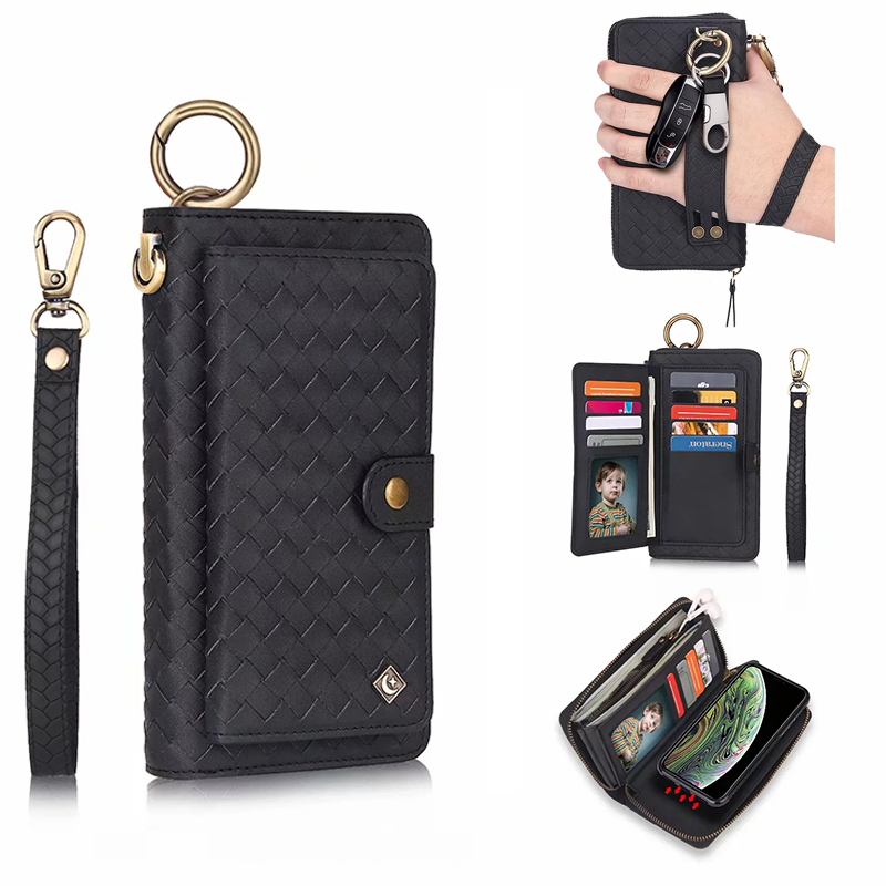 12 Card Slots Zipper Wallet Case For iPhone X XS Max 8 7 Plus Case Magnetic Car Leather Cover For iPhone XR 6 6S Plus Phone Case12 Card Slots Zipper Wallet Case For iPhone X XS Max 8 7 Plus Case Magnetic Car Leather Cover For iPhone XR 6 6S Plus Phone Case
