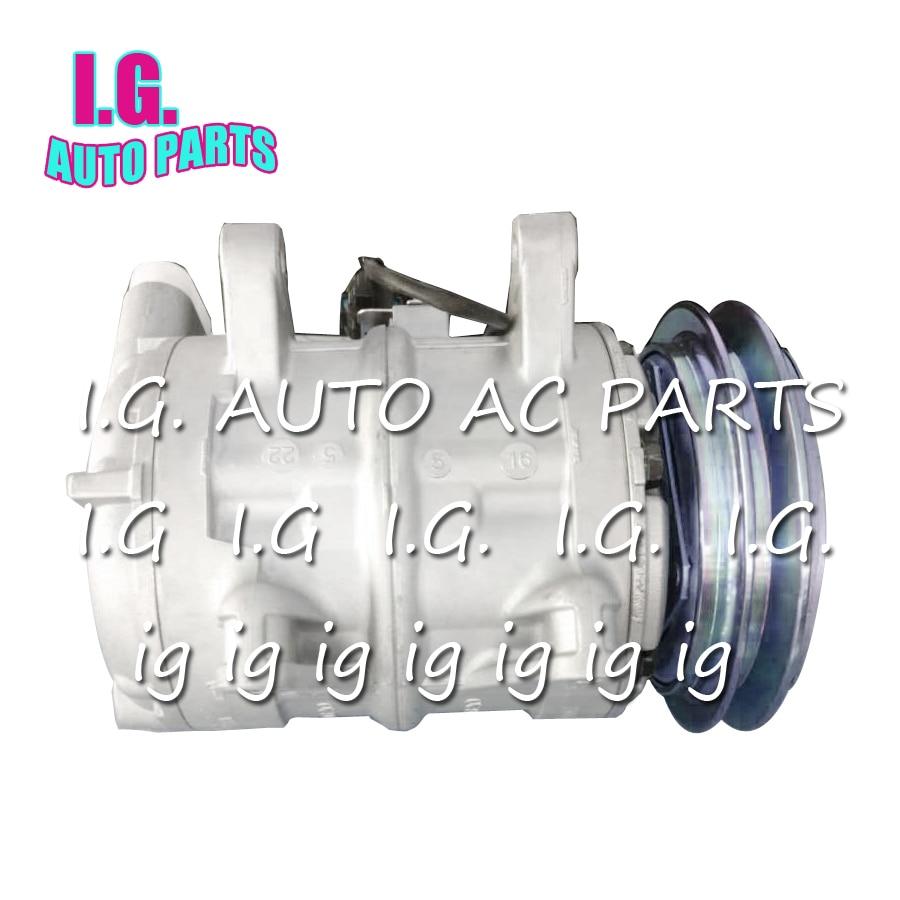 DKS17CH Auto AC Compressor For Car Nissan Patrol Y60 2.8TD 4.2D 4.2 KAT Y61 2.8TD 1988-2000 92600VB005 92600VB300