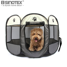 Portable Folding Pet Dog  And Cat Carrier