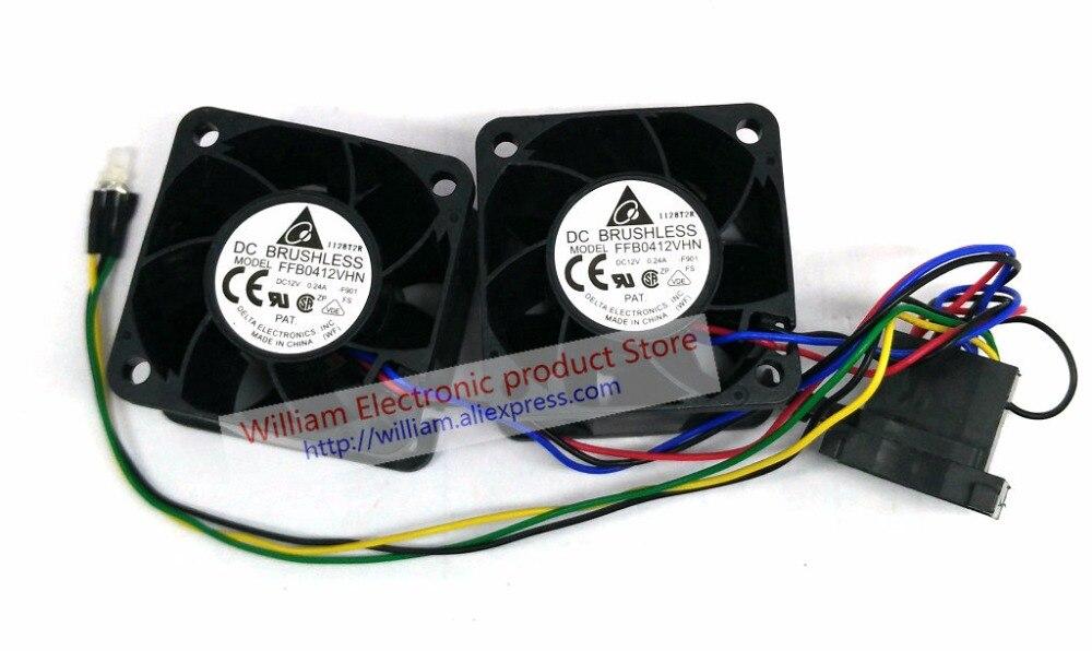 [DIAGRAM_4PO]  Original Delta FFB0412VHN DC12V 0.24A 40*40*28MM Tachometer Signal Computer  Server Cooling Fan 1Set/2pcs|Fans & Cooling| - AliExpress | Delta Tachometer Wiring |  | AliExpress