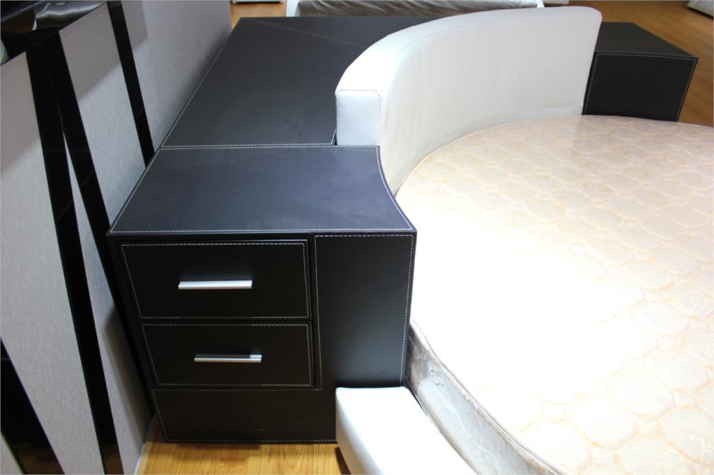 Desain italia, leahter asli dengan kabinet besar, mewah atas ukuran - Mebel - Foto 5