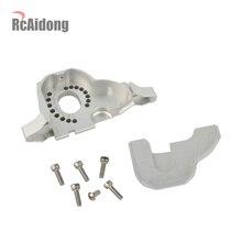RC 1/10 aluminium TRX4 moteur montage dissipateur de chaleur pour 1/10 RC Traxxas Trx4 TRX 4 pièces de mise à niveau TRX4 #8290