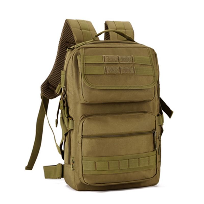 2017 nouveau sac étanche en Nylon de haute qualité 25L sac à dos militaire pour hommes sac à dos Sport de plein air multi-fonction Camouflage Pack