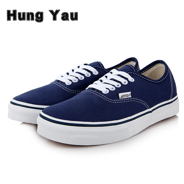 Slipony Lace-Up Solid Outdoor Shoes 2016 Autumn Plus Size 43  Unisex Canvas Slip-On Shoes Breathable Solid Flat