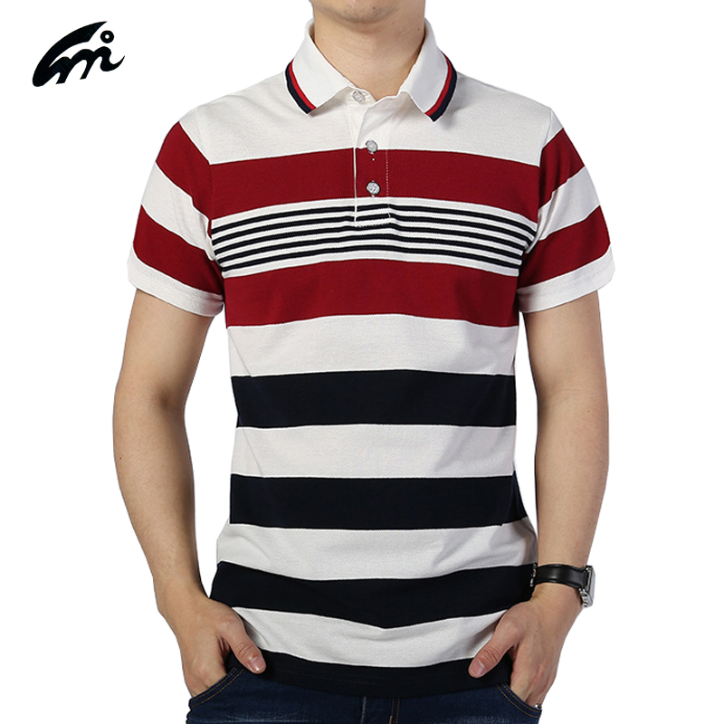 Buy 2017 breathable polo shirt homme for Plus size golf polo shirts