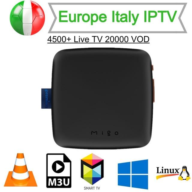 Włochy iptv m3u tv box italia iptv subskrypcji belgia portugalia UK niemcy Francja Hiszpania polska Dla x96 mini Android Inteligentny TV Box