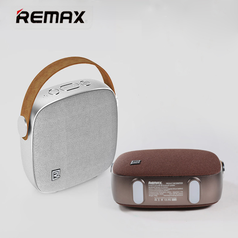 Remax Desktop Bluetooth 4.0 Speaker Portable Home Wireless Speakers Stereo Bass Surrounded Sound NFC FM For Phone Laptop Tablet solo one wireless bluetooth speaker vogue wooden nfc stereo super bass desktop speaker touch button for ios smartphone tablet pc