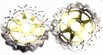 Free shipping moto Brake Rotor Disc For KAWASAKI ZZR250 92 ZXR400 89-90 ZEPHYR550 93-01 ELIMINATOR 600 95-99 ZX6R NINJA 95-01