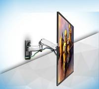 NB F500 Gas Spring 50 60 inch LED TV Wall Mount Monitor Holder Ergonomical Mount Loading 14 23kgs Max.VESA 400*400mm