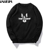 LIESA New 2017 Sweatshirts Men Casual Streetwear Long Sleeves Hoodies Mens Pullover Autumn Tracksuits Sweatshirt Plus