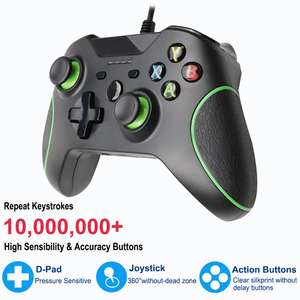 Image 3 - USB Wired Controller Controle For Microsoft Xbox One Controller Gamepad For Xbox One Slim PC Windows Mando For Xbox one Joystick