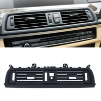 Front Center Air Outlet Vent Dash Panel Grille Cover for BMW 5 Series F10 F18 523 525 535 Interior Mouldings Panel Grille