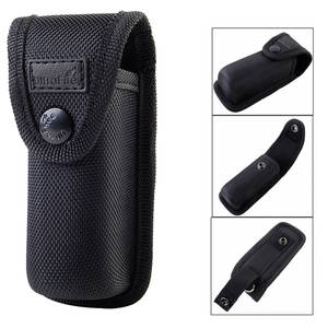 Holster Molle Pouch Tactical-Flashlight Hunting Hiking Belt Outdoor Portable for BK Electronic-Torch