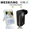 2017 Mesbnag вилла видео звонок в дверь 3.5 дюймов цифровой экран дверной звонок домофон с камерой свободная перевозка груза
