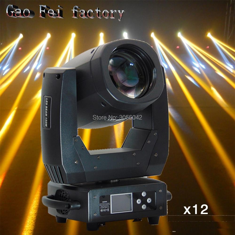 Ktv Party Online Shop 12 Teile/los 150 Watt Strahlfleck Zoom Moving Head Led Moving Head Led Für Tanzlokale