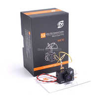 FX798T 5.8G 25mW 40CH 40 Channels AV Transmitter With 600 TVL Camera Soft Antenna for DIY FPV Mini Drone RC Quadcopter