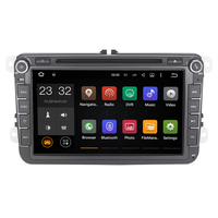 8 Capacitive Screen Quad Core Android 7.1 Car DVD Player Navigation Can Bus for VW Volkswagen Skoda Seat RNS510 OEM Audio GPS