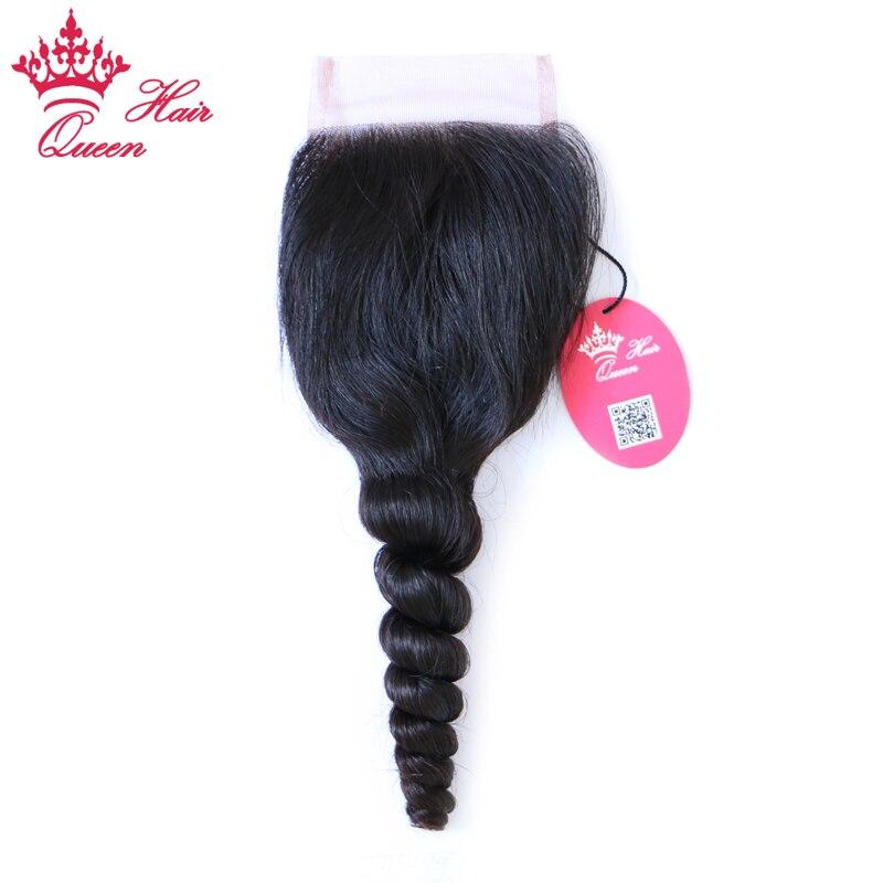 Queen font b Hair b font Products Brazilian Virgin font b Hair b font Swiss Lace