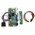 Para LP156WH2 (TL) (A1) N156B6-L0B (VGA + DVI) M. RT2261 M. RT2281 LCD/LED LVDS Placa Driver Do Controlador Do Monitor Reutilizar Laptop 1366x768