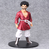J Ghee Dragon Ball Z Hercule Mark PVC Action Figure Collectible Model Speelgoed 20 cm