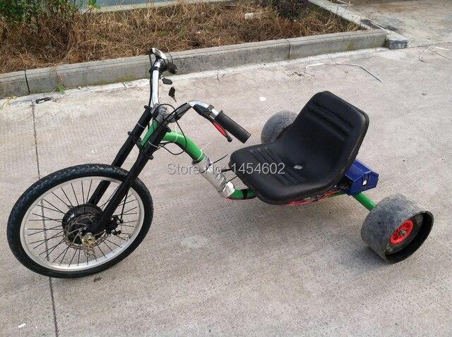 Motorized Electric 36v 300w Drift Trike Fat Tire