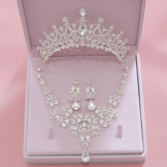 Crystal Wedding Bridal...