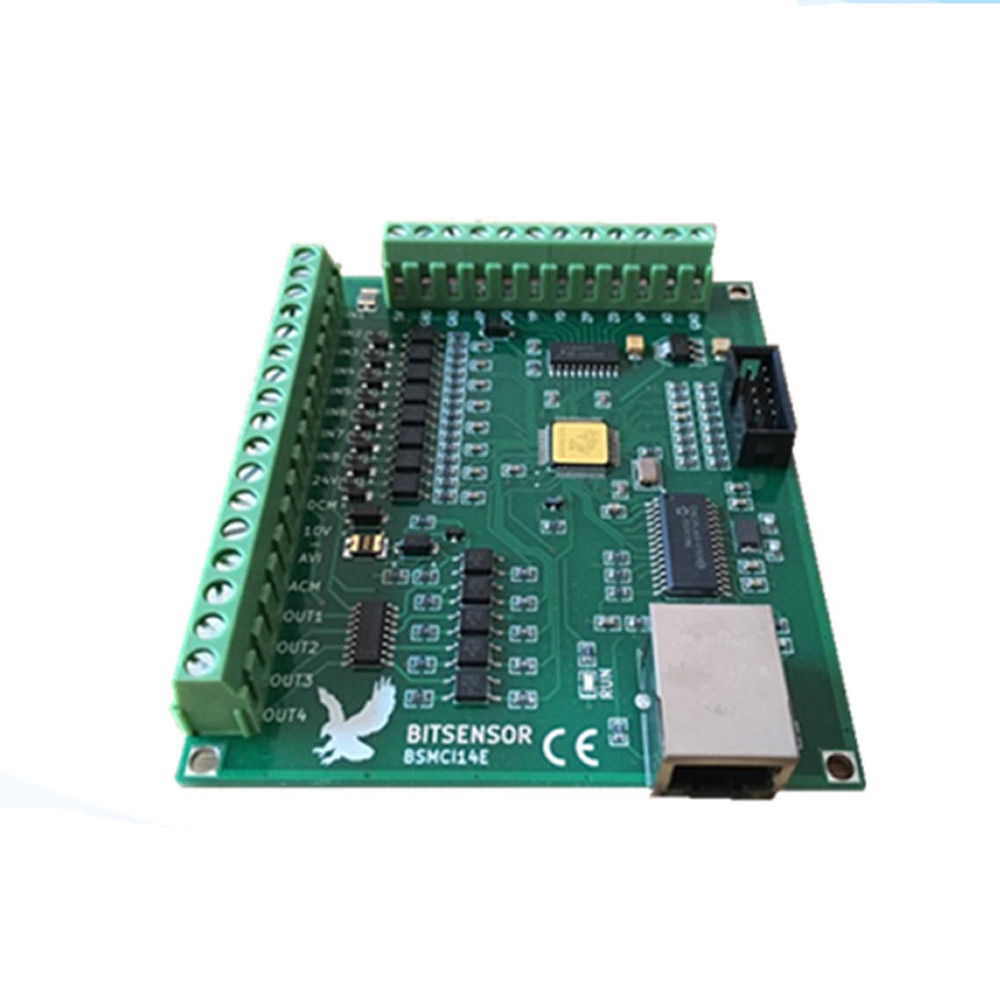 Russia no tax 200KHz mach3 Controller card breakout board for CNC Engraving 4axis Ethernet port no tax to russia cnc 5 axis t chuck type include a aixs