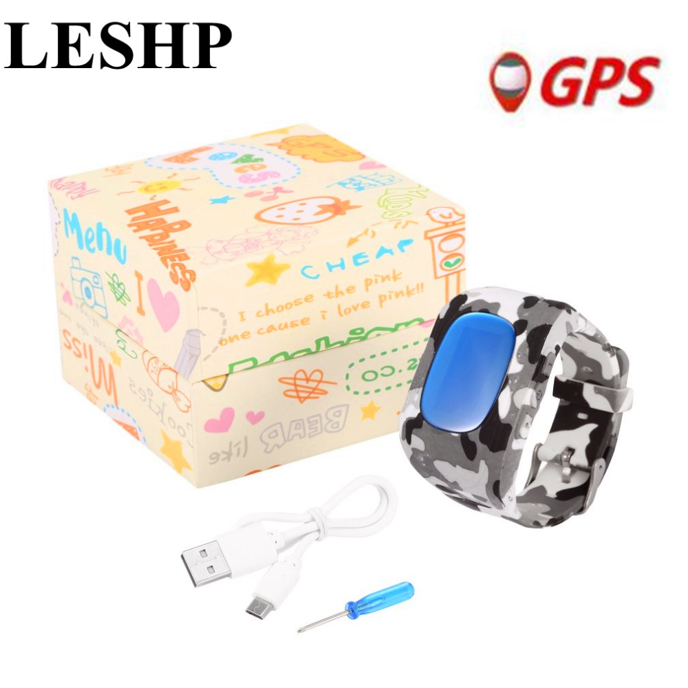 Child Smart Watch Q50 Anti-lost GPS Tracker Smartwatch SOS Call GSM+GPRS Location For Kid Safe Anti-Lost Monitor PK Q90 Q80