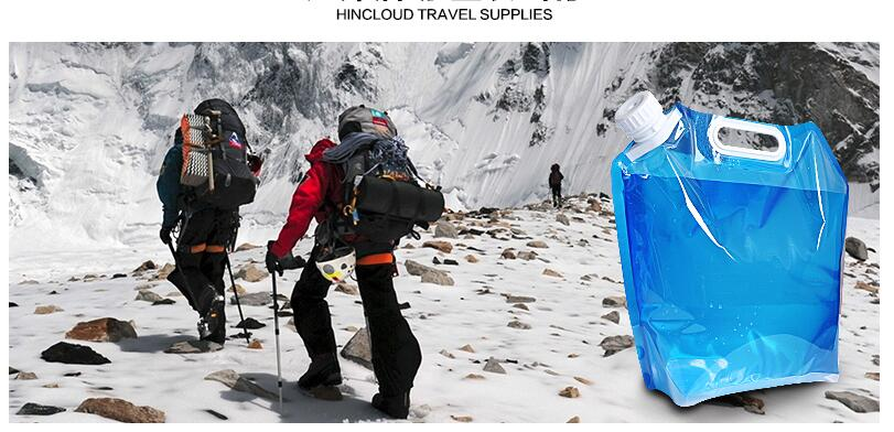 Outdoor Portable Foldable Water Bag 6