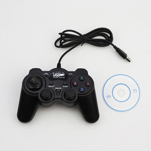 Wired USB Vibration Gamepad Joystick Game Pad Multifunctional Controller For PC Laptop Computer for Win/XP/ for Vista for TV BOX