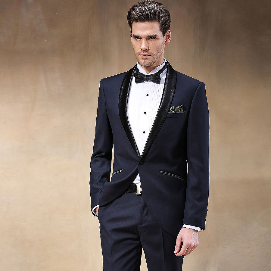 New Arrival Male Wedding Dress Groom Wear Tuxedos Man\'s Party Suit ...