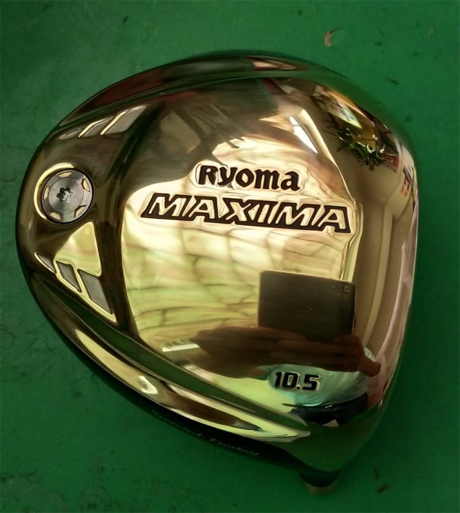 Playwell 2018 Ryoma MAXIMA D1 Speciale Tuning testa driver di golf golf testa di ferro legno putter cuneo