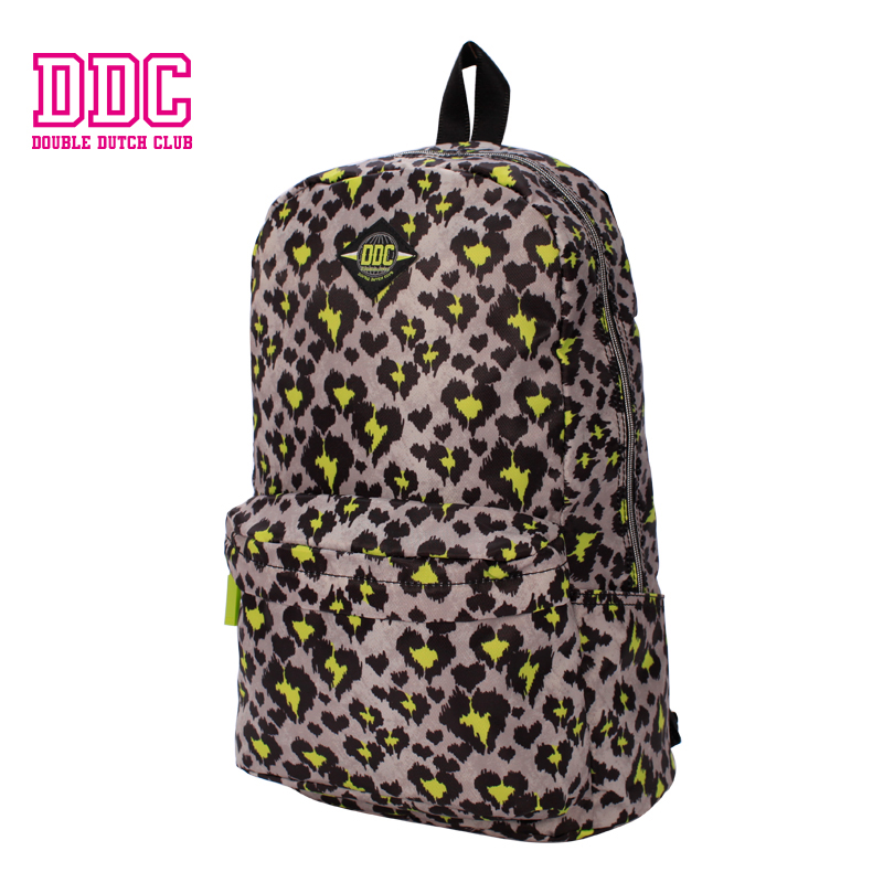 DDC Brand Leopard Backpacks for Teenage Girls School Bags Women Large  Capacity Travel Backpack Fashion Laptop Backpack Mochilas -in Backpacks  from Luggage ...