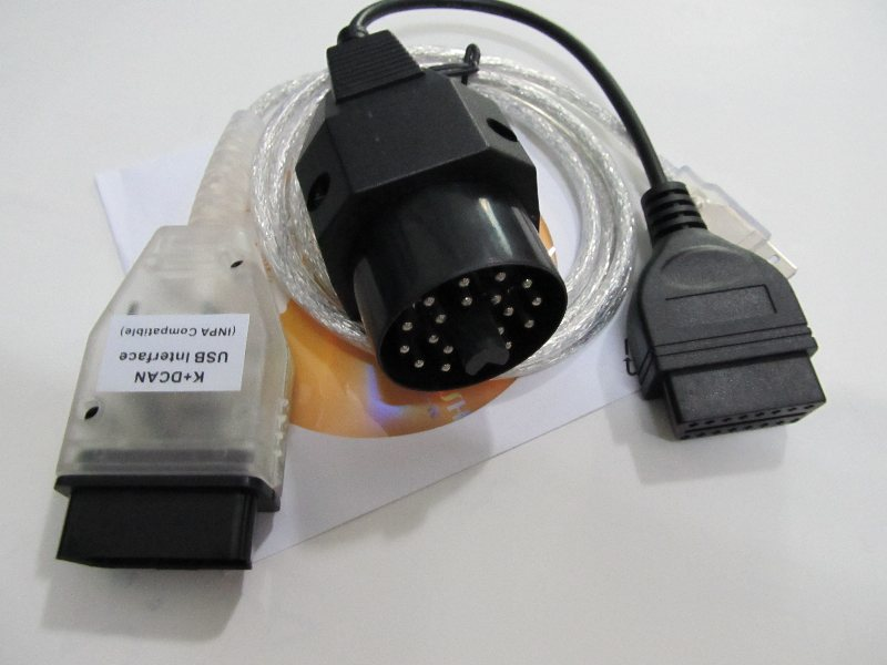 for <font><b>bmw</b></font> inpa d can dis usb interface ft232rl with obd ii adapter for <font><b>bmw</b></font> <font><b>20</b></font> <font><b>pin</b></font> diagnostic tool for <font><b>bmw</b></font> image