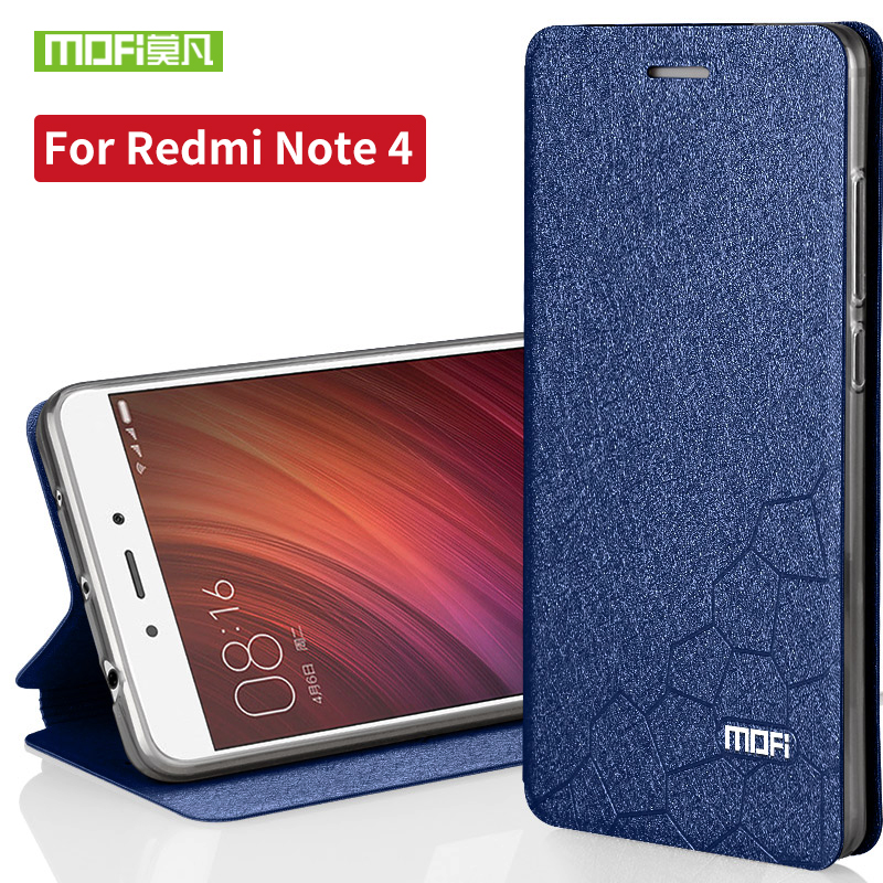 For Xiaomi Redmi Note Case Cover Silicone MOFi Original Xiaomi Redmi Note