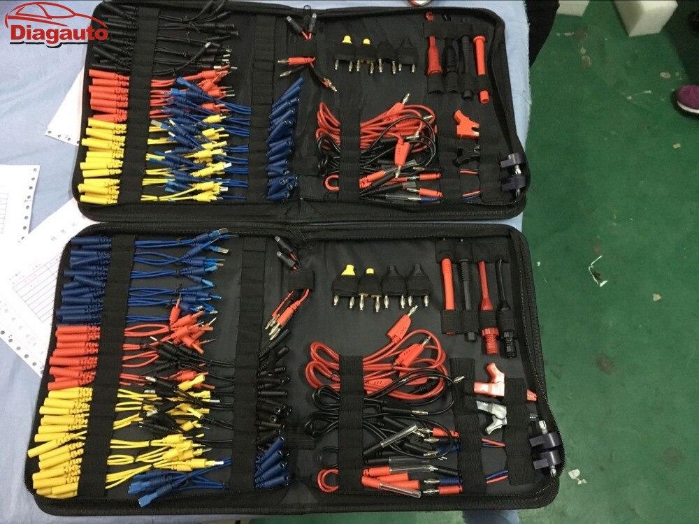 imágenes para El envío Libre 2016 nuevos accesorios de Automóviles kit de cable de Alambre Kit de Asistencia de probador de Circuito bolsa de embalaje