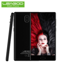 Leagoo Kiicaa Mix 4G LTE Teléfono Móvil Android 7.0 Turrón MT6750T Octa Core 3 32 Smartphone 5.5 Pulgadas 2 Cámaras de Nuevo huella digital