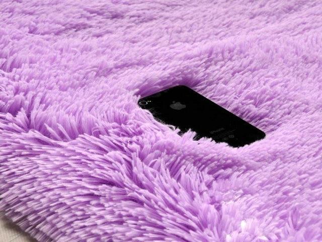 Light purple area rugbedroom discount overstock wholesale for Light purple carpet