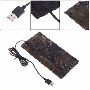 Pet USB Heat Mat Reptile Carbon Fiber Warmer Constant Temperature Waterproof Bed(Power 5W/7W)