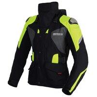 Benkia Для женщин Мотокросс Гонки зимняя куртка для верховой езды Ropa Байкерская Женская Мотоциклетная Куртка jaqueta motocicleta Moto Chaqueta куртка