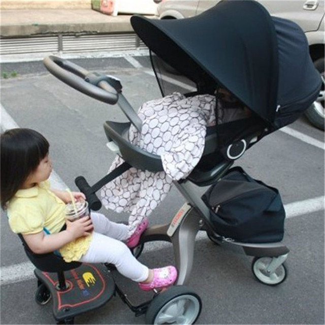 Baby Stroller Sunshade Canopy Cover For Prams And Strollers Car Seat Buggy Pushchair Pram
