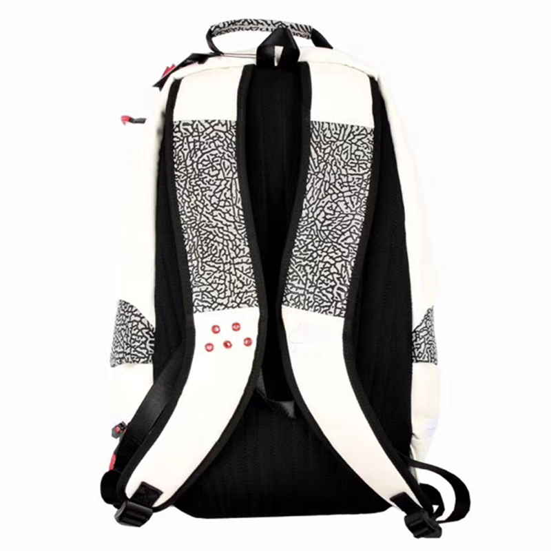 5ecaa61c7f82 Original New Arrival Authentic Nike AIR JORDAN 3 BackPack School Bag Sport  Outdoor AJ3 Sports Bags Good Quality 9A0018 001-in Training Bags from Sports  ...