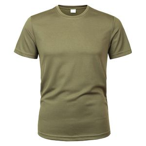 Image 4 - Mege 3 個/2 個男性迷彩、戦術的なtシャツ軍事半袖oをネック速乾性ジムtシャツカジュアル特大 4XL