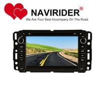 Автомобильный dvd подходит для GMC стерео навигация HU магнитофон Мультимедиа Радио аудио GPS bluetooth handfree android 8.1.0 головное устройство