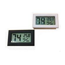 1 шт. Мини цифровой ЖК-дисплей Крытый тент удобный датчик температуры томатный картофель рост гигрометр термометр измеритель влажности
